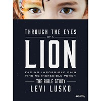 Through the Eyes of a Lion Bible Study Book