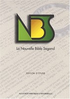 French Bible (La Nouvelle Bible Segond) (LeatherLux)
