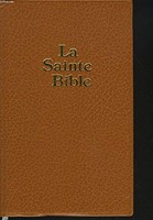 French Bible Darby Edition (La Sainte Bible) (Hard Cover)