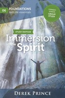 Immersion in the Spirit Study Edition