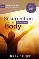 Resurrection of the Body Study Edition