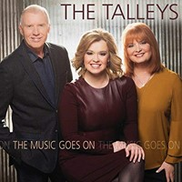 The Music Goes On CD (CD-Audio)