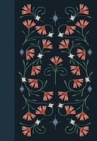 ESV Student Study Bible (Flowers) (Hard Cover)