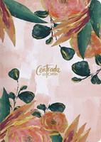 RVR 1960 Centrada En Cristo, Floral Símil Piel Con Índice (Imitation Leather)