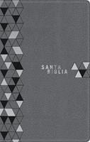 Santa Biblia NTV, Edición zíper, Gris suave (SentiPiel) (Imitation Leather)