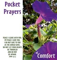 Pocket Prayers of Comfort (Booklet)