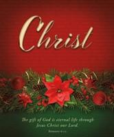 Christ Advent Large Bulletin (pack of 100) (Bulletin)