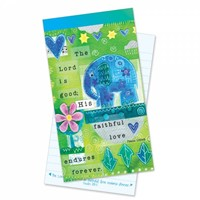 The Lord is Good Jotter Notepad (Paperback)