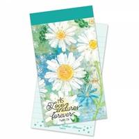 Love Endures Forever Jotter Notepad (Paperback)