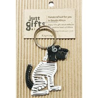 Wire Dog Keyring (Keyring)