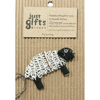 Wire Sheep Keyring (Keyring)