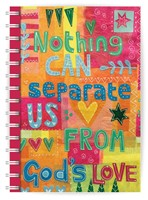 Nothing Can Separate Us A5 Notebook (Paperback)