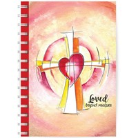Loved Beyond Measure A5 Notebook (Paperback)