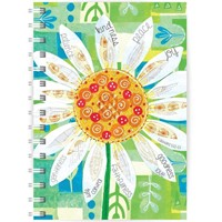 Daisy A5 Notebook (Paperback)