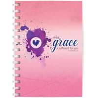 Grace A5 Notebook (Paperback)