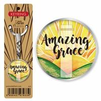 Amazing Grace Keyring (Keyring)