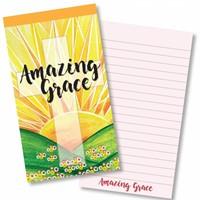 Amazing Grace Jotter Notepad (Paperback)