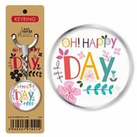 Happy Day Keyring (Keyring)
