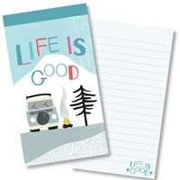 Life is Good Jotter (Paperback)