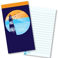 Let Your Light Shine Jotter (Paperback)