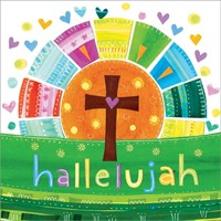 Hallelujah Easter Cards (pack of 5)