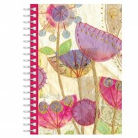 Poppies A5 Notebook (Paperback)