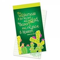The Desert Rejoices Jotter Notepad (Paperback)