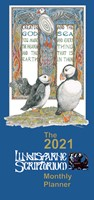 2021 Monthly Planner / Diary (Paperback)