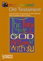 Multicoloured Old Testament Colouring Book (Paperback)