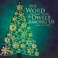 The Word Christmas Cards (Pack of 10)