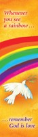 Whenever You See a Rainbow Bookmark (Pack of 10) (Bookmark)