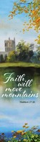Faith Will Move Mountains Bookmark (Pack of 10) (Bookmark)