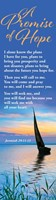 Promise of Hope Yacht Bookmark (Pack of 10) (Bookmark)