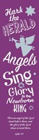 Hark the Herald Angels Bookmark (Pack of 10) (Bookmark)