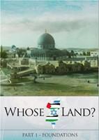 Whose Land? DVD (DVD)