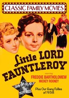 Little Lord Fauntleroy DVD (DVD)