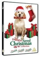 The Dog Who Saved Christmas Collection DVD (DVD)