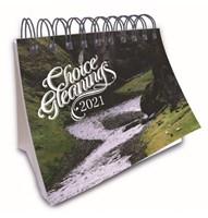 Choice Gleanings Desk Calendar 2021 (Calendar)