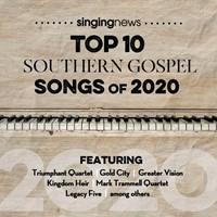 Singing News Top 10 Southern Gospel Songs of 2020 CD (CD-Audio)