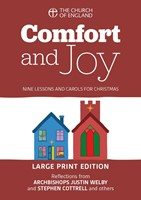 Comfort and Joy Single Copy Large Print (Paperback)