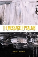 Message of Psalms: Premier Journaling Edition, Softcover