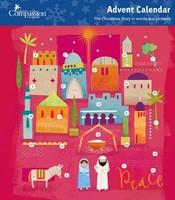 Peace Advent Calendar (Calendar)