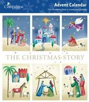 Christmas Story Advent Calendar (Calendar)