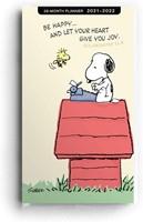 2021 28-Month Planner: Peanuts (Paperback)