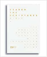 ESV Search the Scriptures Bible (Hard Cover)