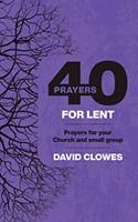 40 Prayers for Lent