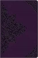 ESV Value Compact Bible, TruTone, Lavender, Filigree Design (Imitation Leather)