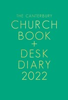 Canterbury Church Book & Desk Diary 2022 (Diary)