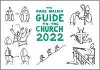 Dave Walker Guide to the Church 2022 Calendar (Calendar)