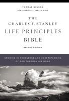 NASB Life Principles Bible, 2nd Edition (Hard Cover)